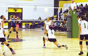 Nm Prep Volleyball Thoreau Opens District 1 3a With Win