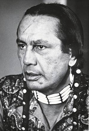 russell means son