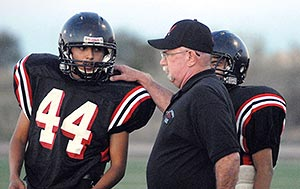 Crownpoint S Burns Ending 11 Years As Coach Navajo Times