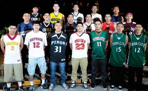 The Cream Of The Crop In Winter Sports Honored At Times