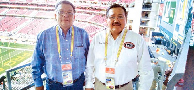 KTNN broadcasts Pro Bowl in Diné language