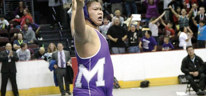 Miyamura senior proves a point, wins 5A crown