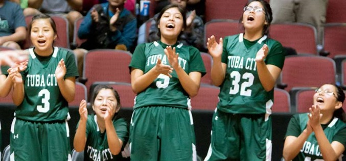 Tuba City pulls off stunner, upsets top seed Valley Christian