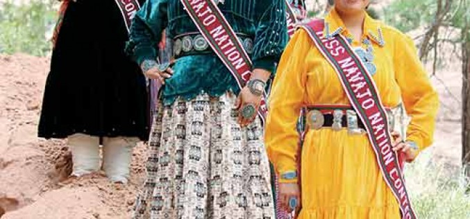 Five gearing up for Miss Navajo pageant