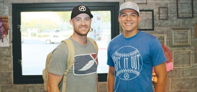 Athletes get a chance to help Native communities