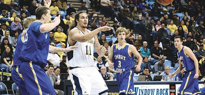 NAU routs Embry-Riddle at WR Events Center