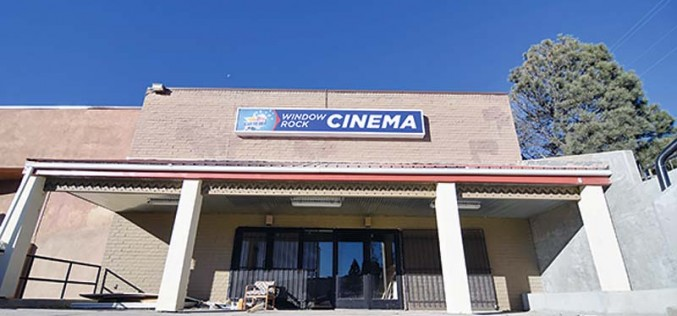 Window Rock theater to open with new 'Star Wars' film