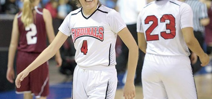 St. Michael girls survive test from No. 3 Ray in 1A semifinals
