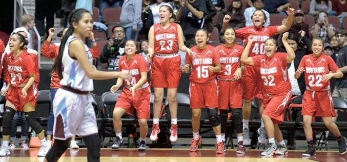 No. 12 seed MV to play Page in the 3A girls final