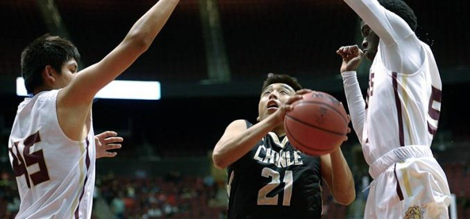 Two bad quarters doom Chinle in state semifinal
