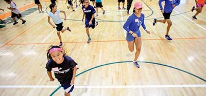 Wings to offer 15 running, fitness camps for youth