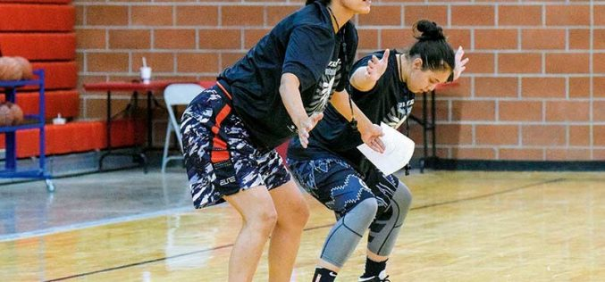 Basketball camp taps Native women players