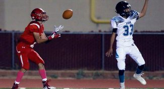 Football culture develops at Red Mesa