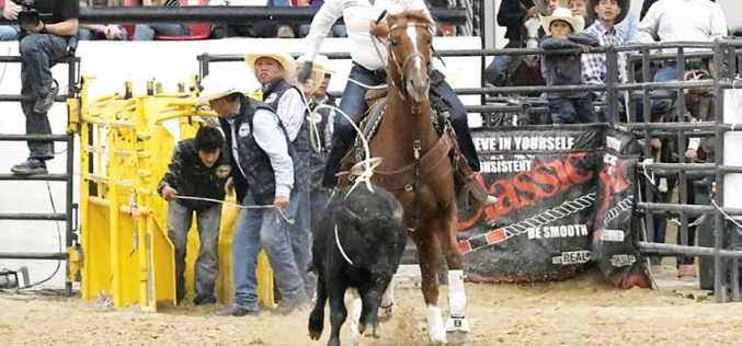 Diné at INFR win events on opening day