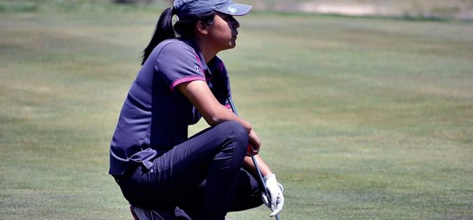 Navajo Prep senior betting on golf to pay for college