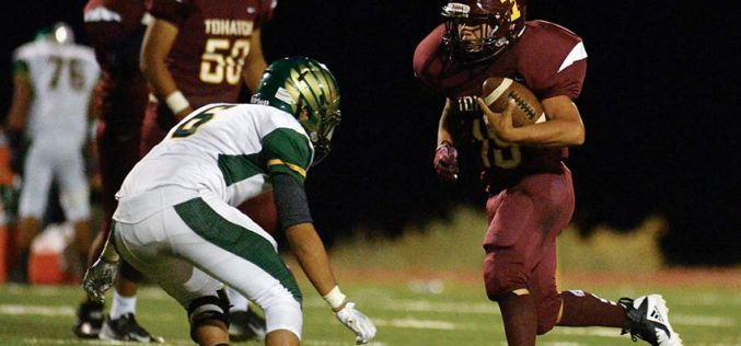 Tohatchi comes from behind in turnover fest